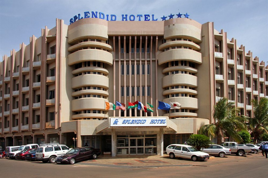 Atak na hotel w Burkina Faso