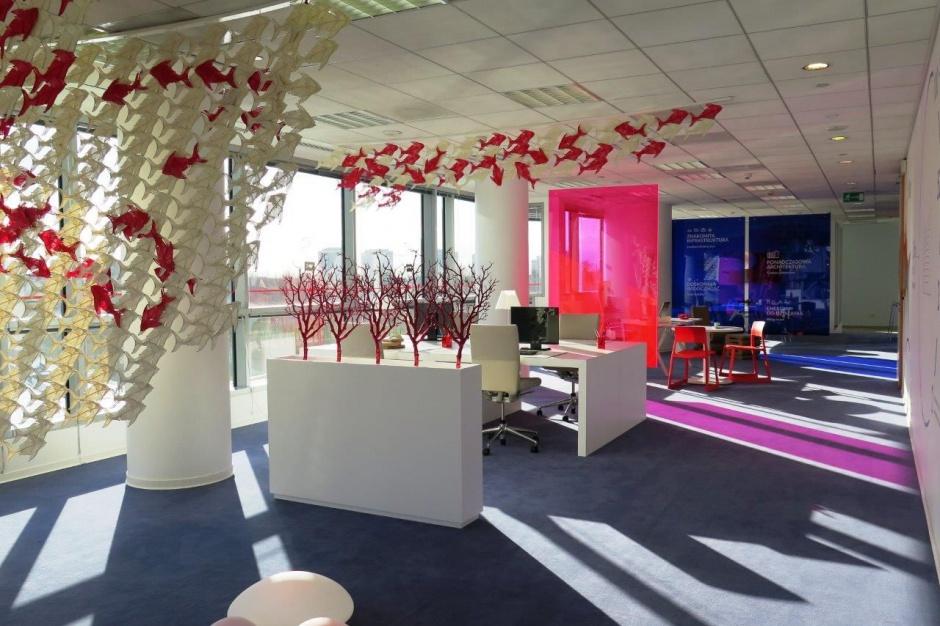 Deka Immobilien otworzył biuro pokazowe w Warszawie