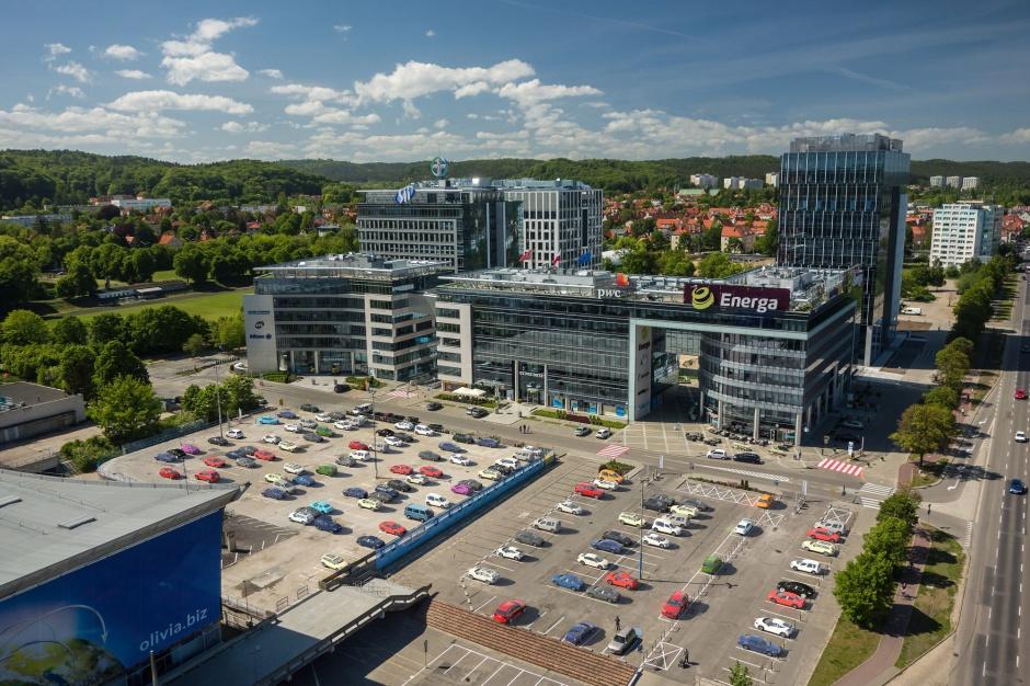 Centrum fitness w gdańskim biurowcu