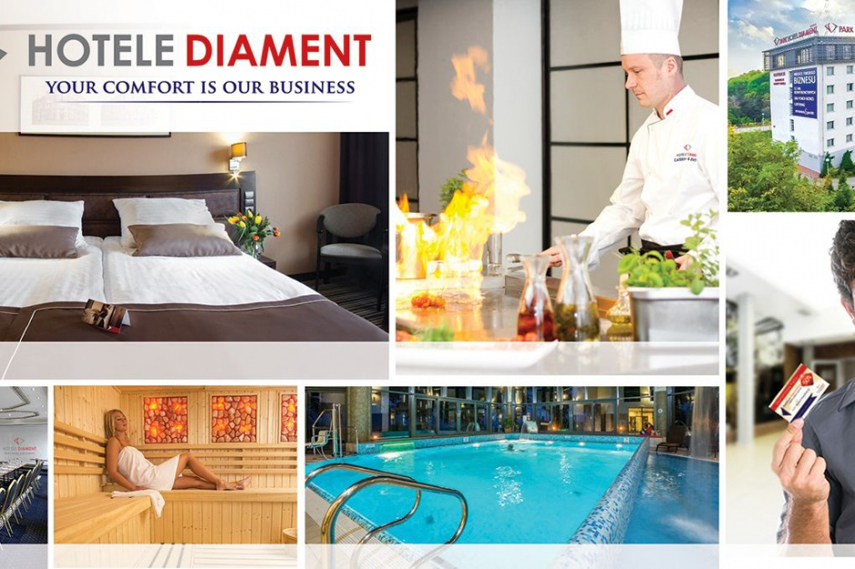 Hotele Diament podniosły obroty o ponad 30 proc.