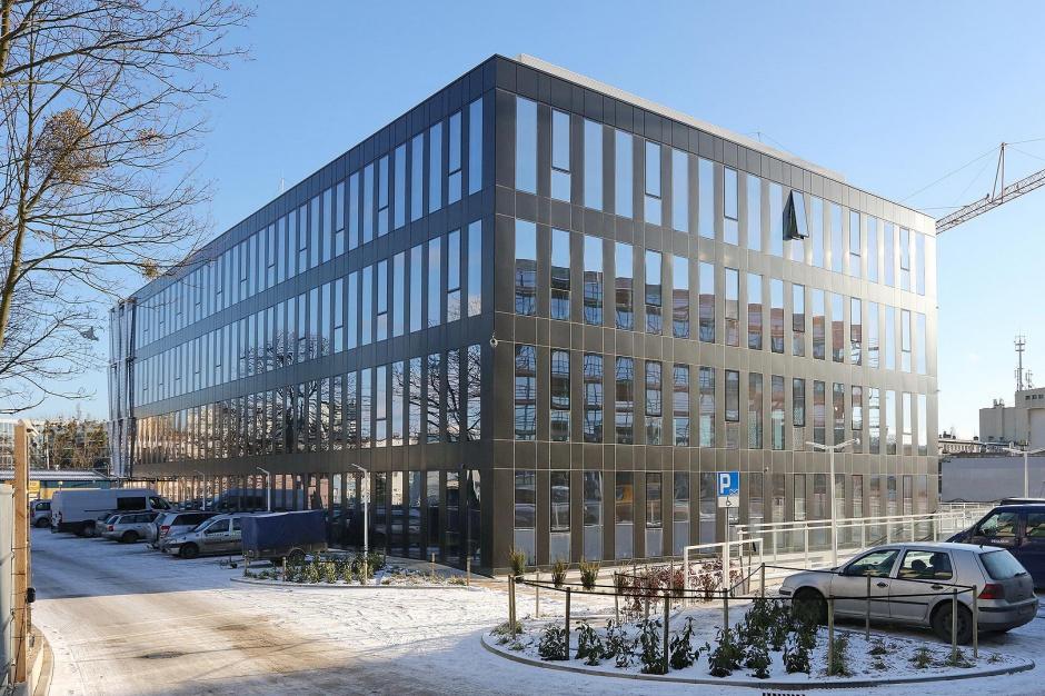 Gdyński Tensor na ostatniej prostej - zobacz aktualne zdjęcia inwestycji