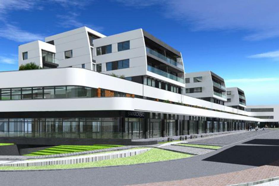 Handel w Katowicach rośnie w siłę. Kolejna galeria w rozbudowie