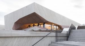 Centrum Kulturalno-Kongresowe w Toruniu na zdjęciach