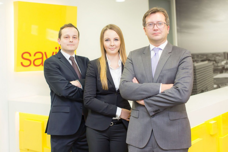 Savills podwoił siły w zespole doradztwa inwestycyjnego