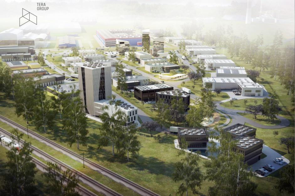 Kielecki Park Technologiczny wybuduje 22 piętra biur