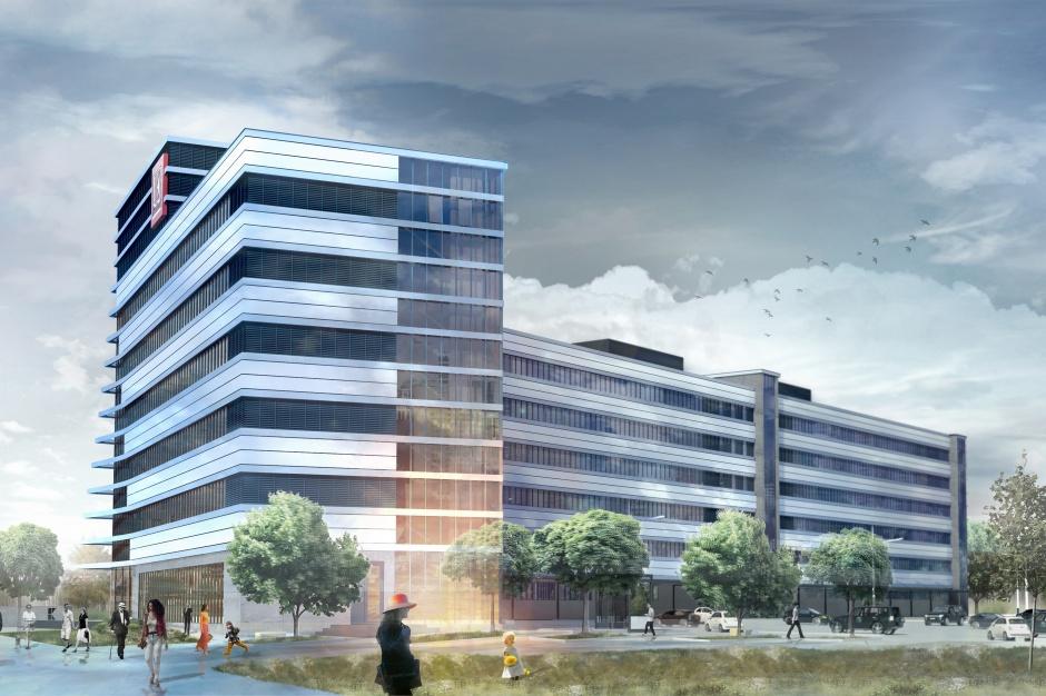 Biurowiec Kauflandu gotowy. Zobacz nową siedzibę firmy