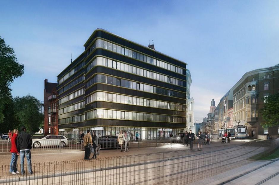 Nowa strategia i2: Wrocław dla biurowców