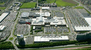 Centrum handlowe za miliard euro