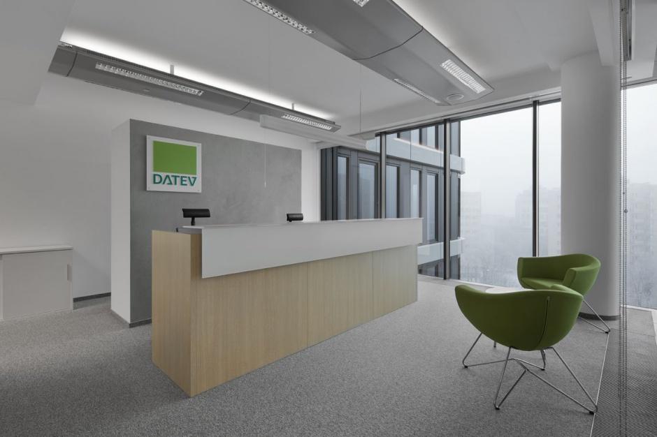 Nowoczesne aranżacje biurowe w Nimbus Office - zobacz zdjęcia