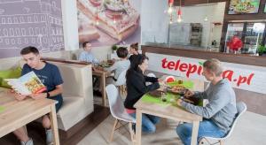 Telepizza chce być szybka