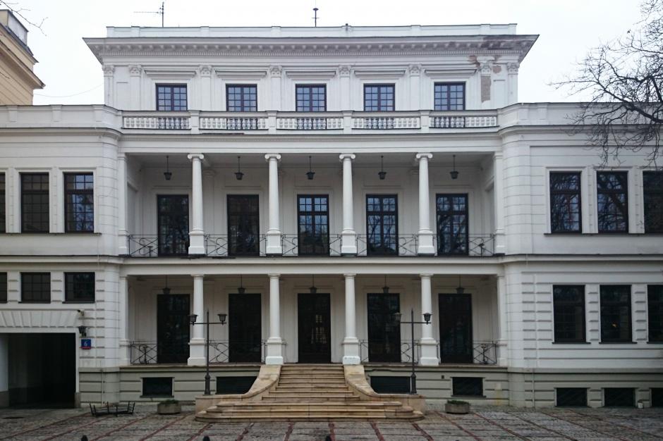 Pałac Przeździeckich ma nowego właściciela