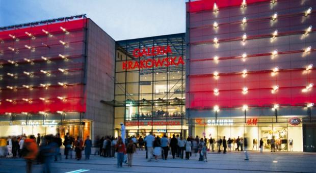 Galeria Krakowska zaprasza na spacer...