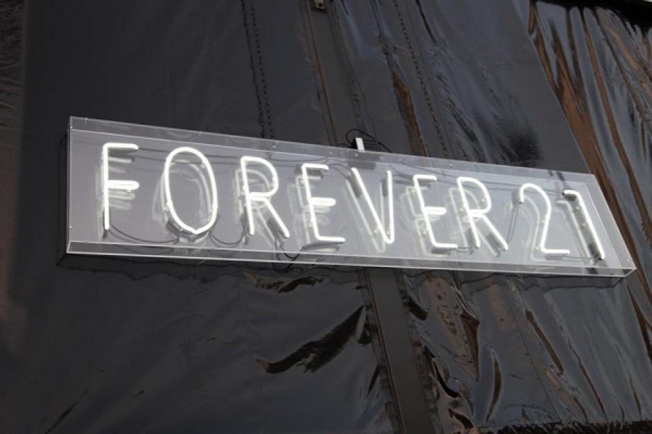 Ekspansja Forever 21 w Europie Centralnej