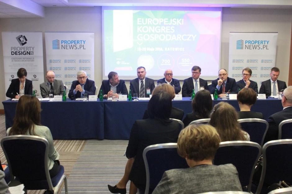 Sesja inauguracyjna Property Forum Kraków 2016 w obiektywie