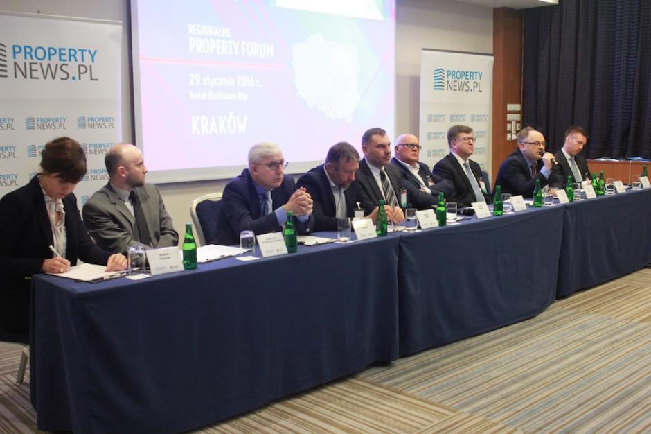 Kapitał bierze kurs na Małopolskę - relacja z sesji inauguracyjnej Property Forum Kraków