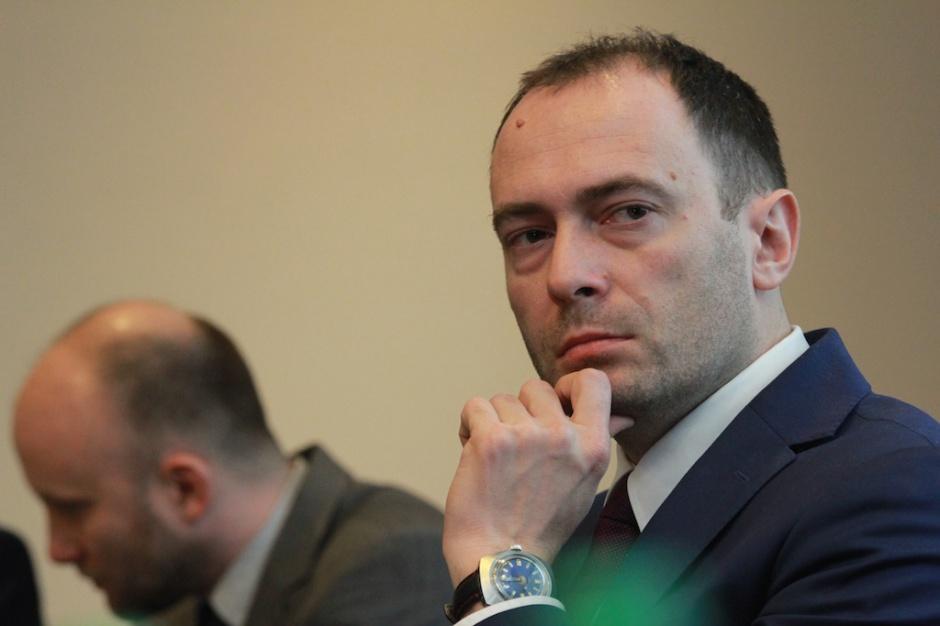 Grzegorz Stawowy – przewodniczący, Komisja Planowania Przestrzennego i Ochrony Środowiska, rada Miasta Krakowa