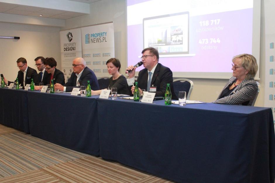 Galeria zdjęć z sesji hotelarskiej Property Forum Kraków 2016