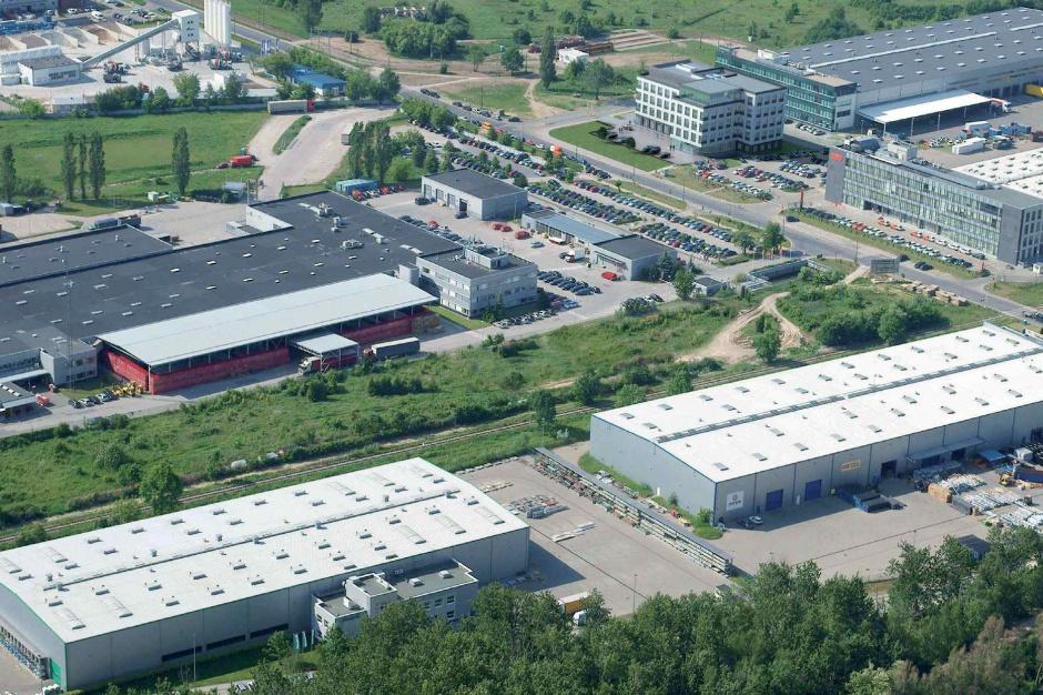 Hines przejmuje centrum magazynowo-biurowe w Warszawie