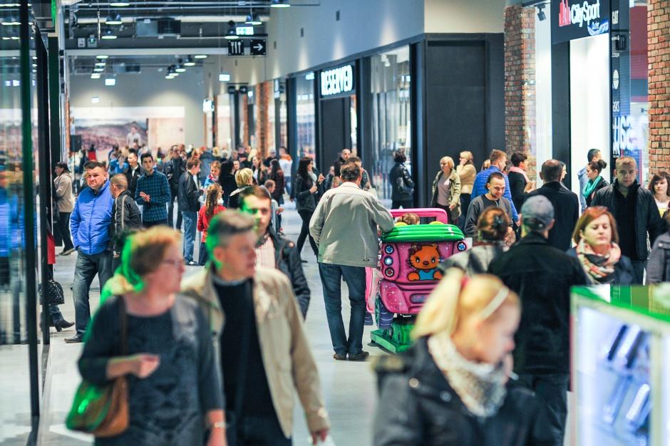 Komercjalizacja obiektów Outlet Center osiągnęła blisko 90 proc.