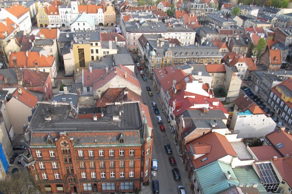 Władze miasta planują Nowe Centrum Gliwic