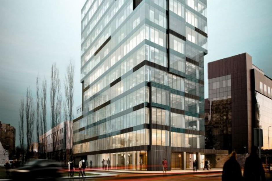Knight Frank bierze w zarządzanie biurowiec w centrum Warszawy