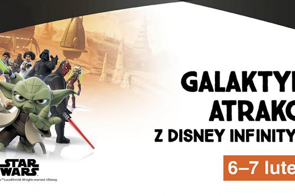 Bohaterowie Star Wars podbiją łódzkie centrum handlowe