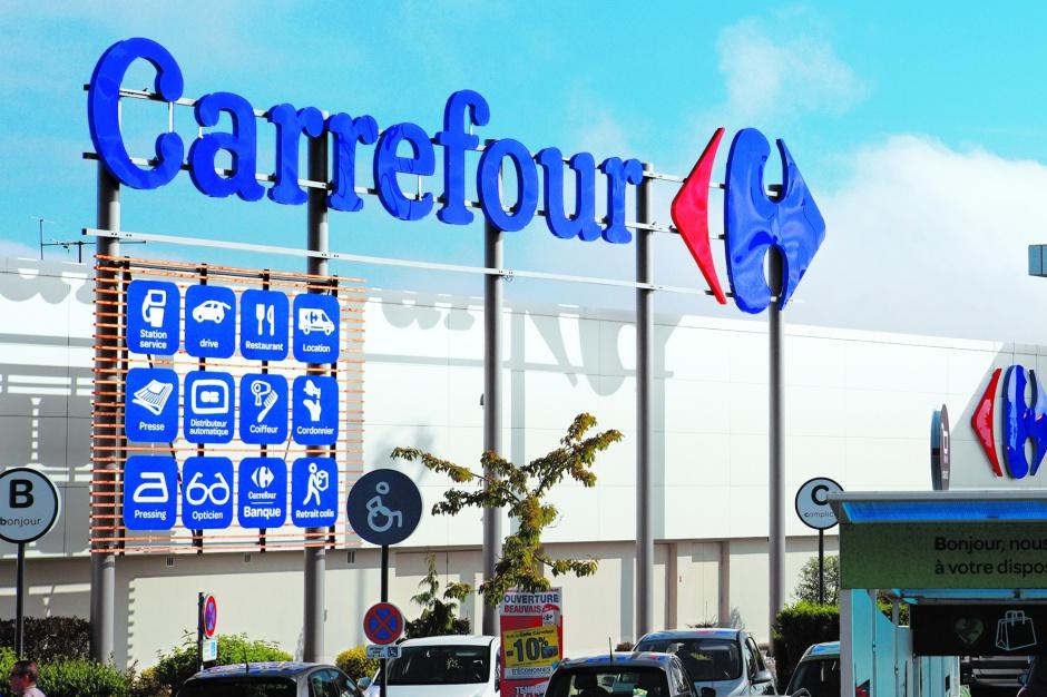 Carrefour na zakupach