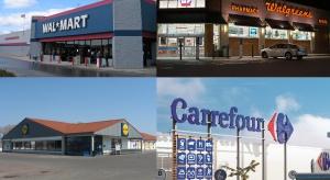 Top 10: Największe sieci handlowe
