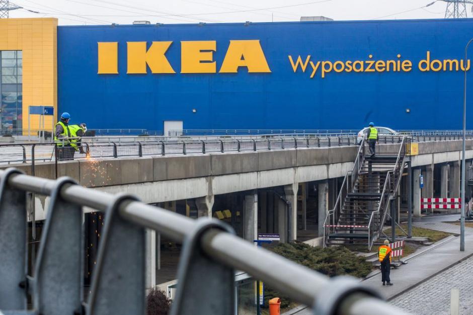 Rusza modernizacja Ikea Katowice
