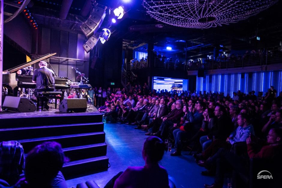 Festiwal jazzowy ponownie wGalerii Sfera