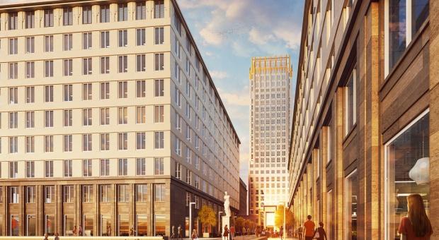 TreiMorfa jak Rockefeller Center. Zobacz niepublikowane zdjęcia krakowskiego Szkieletora