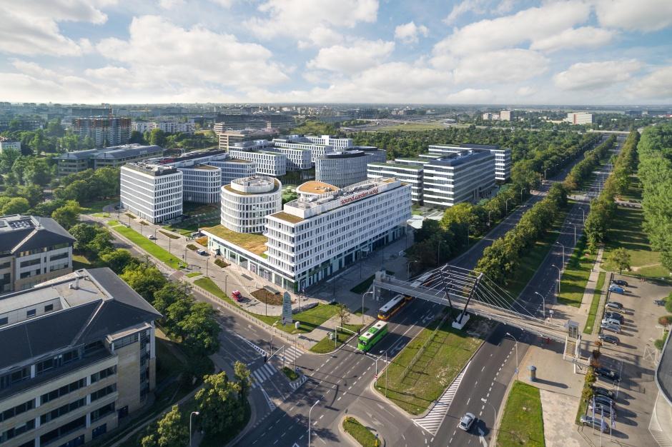 Gigantyczny projekt biurowy w stolicy. Za wszystkim stoi Inter IKEA