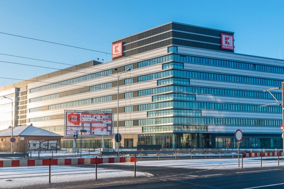 Kaufland inwestuje w centrum handlowe