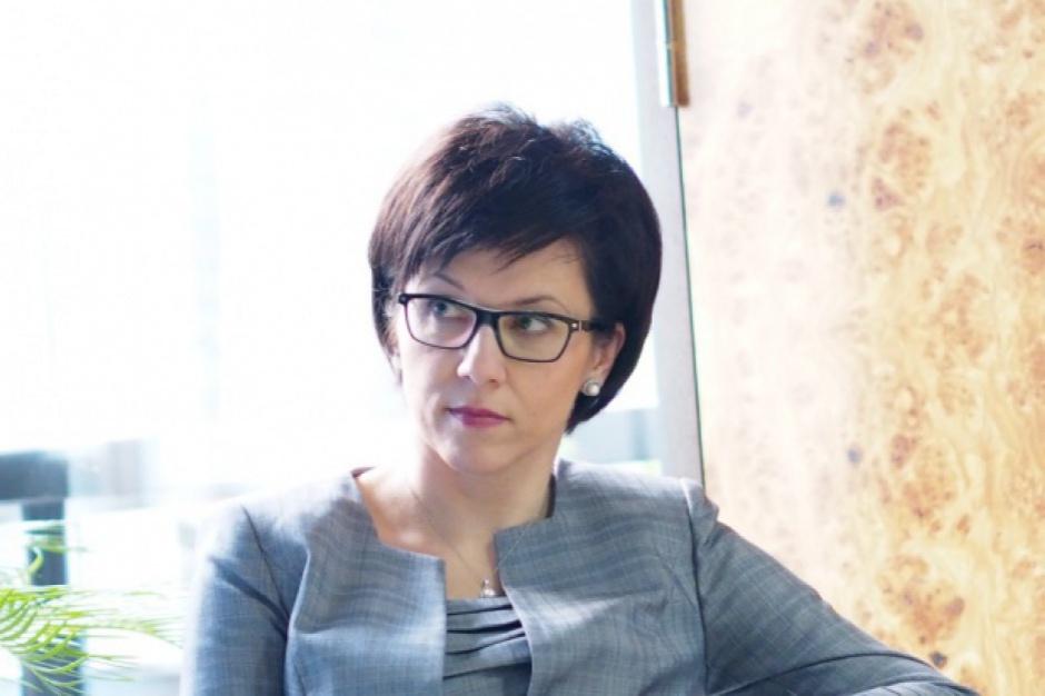 Małgorzata Zaleska może objąć funkcję prezesa GPW