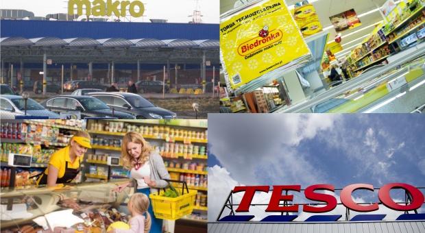 Top 10: Największe sieci handlowe w Polsce