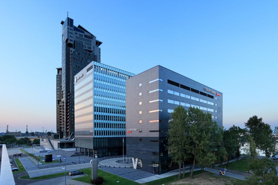 Podwójny certyfikat LEED dla Gdyni Waterfront