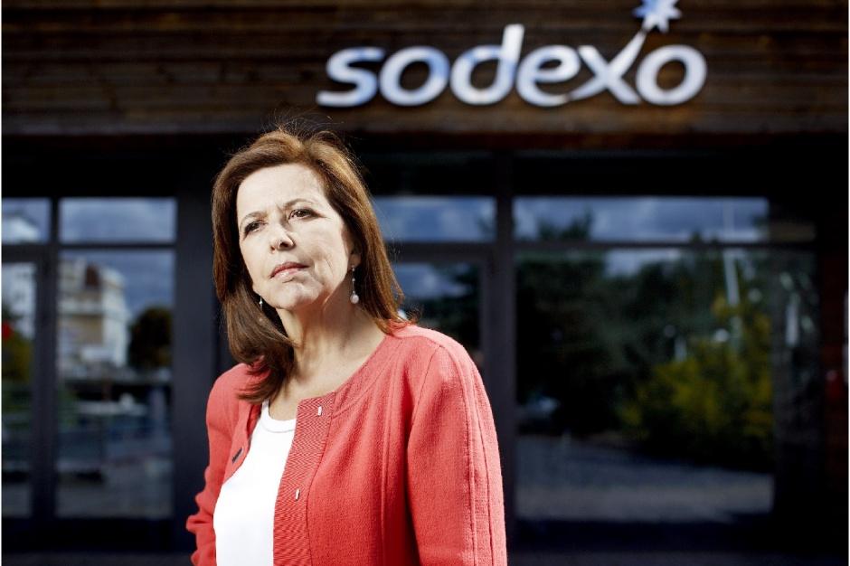 Córka założyciela przejmuje stery w Grupie Sodexo