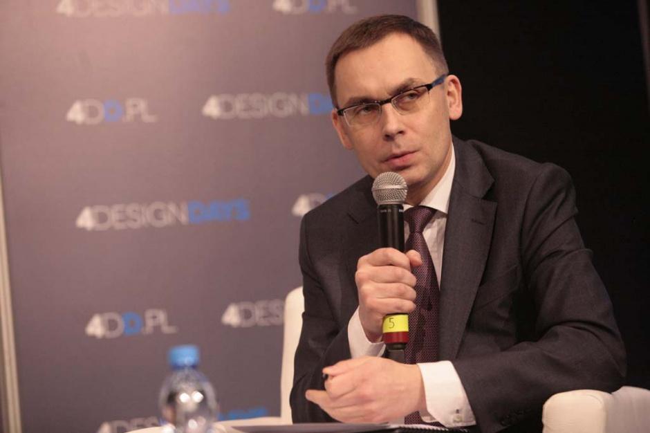 Wojciech Kuśpik, prezes zarządu PTWP
