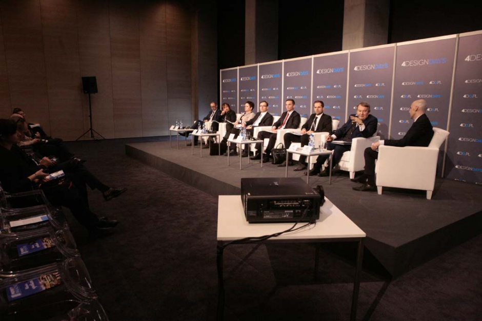 Foto: Sesja Kapitał ludzki, edukacja, biura – gdzie leży klucz do wygranej walki o inwestora?