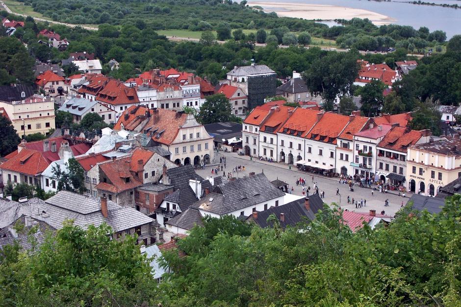 Mieszkańcy nie chcą nowego hotelu w Kazimierzu Dolnym