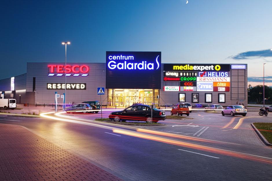 ef2615ce6c99 Dwucyfrowe wzrosty w Galardii - Centra handlowe