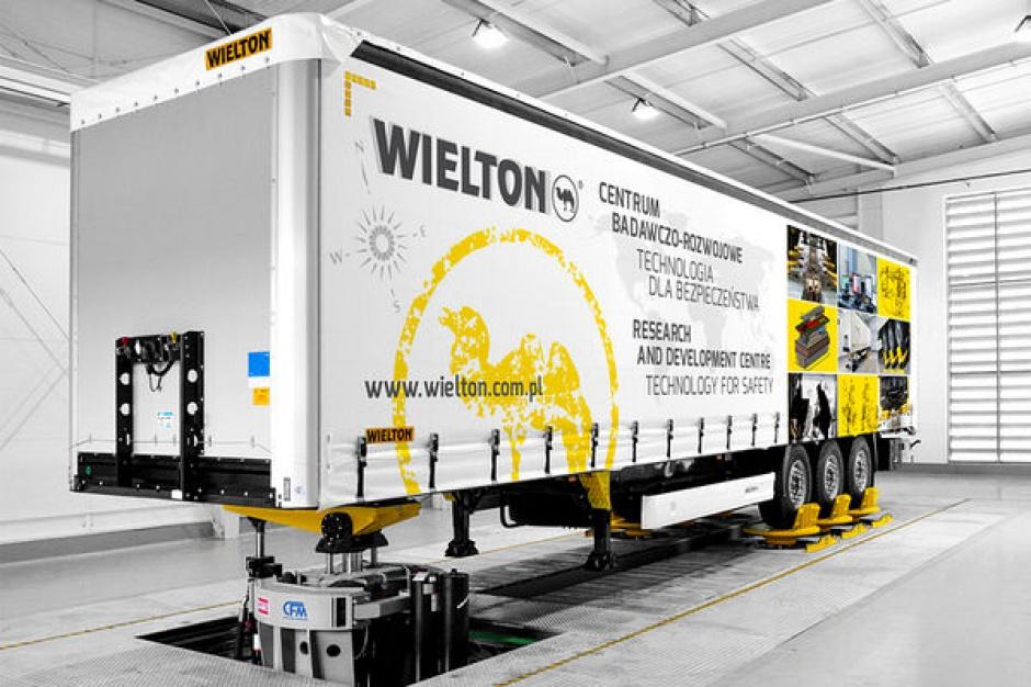 Wielton uruchomił polskie centrum badawczo-rozwojowe
