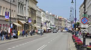 Główne ulice handlowe przeżywają renesans