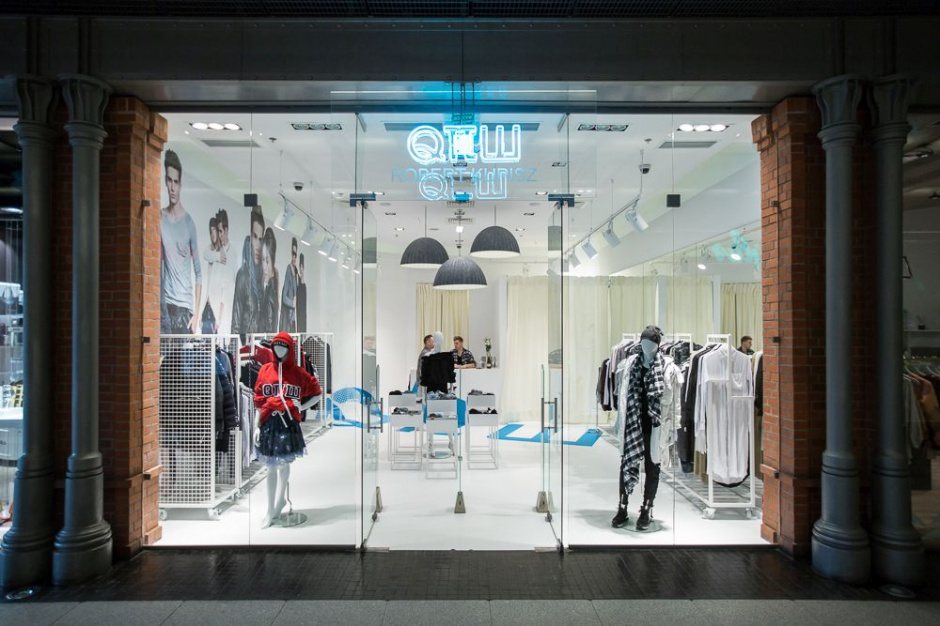 Polski projektant otwiera butik w Starym Browarze