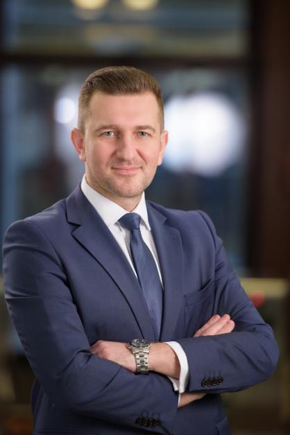 Marcin Purgal, dyrektor w Dziale Rynków Kapitałowych, Knight Frank