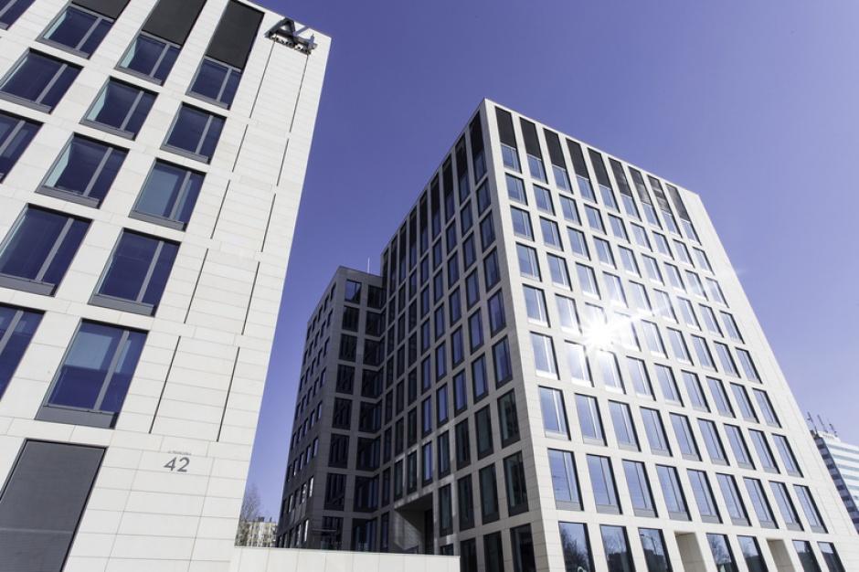 Zielony certyfikat dla obiektu w A4 Business Park