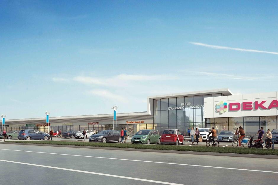 Grupa Dekada komercjalizuje centra w Koninie i Mińsku Mazowieckim