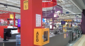 Carrefour inwestuje w bezpieczeństwo