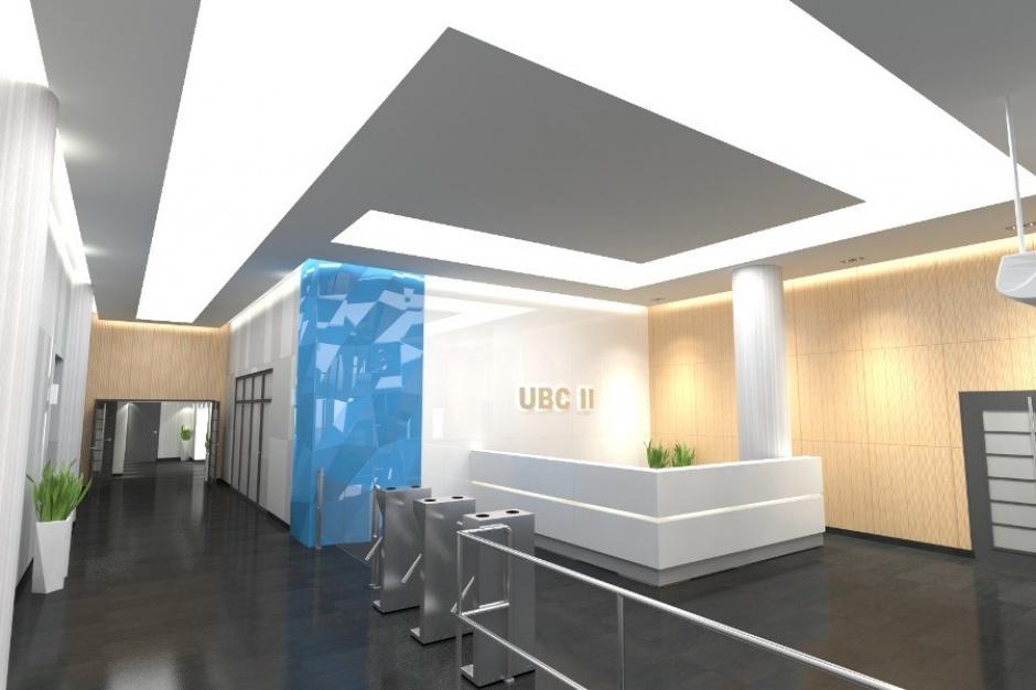 Hol University Business Center II zyska nowy blask