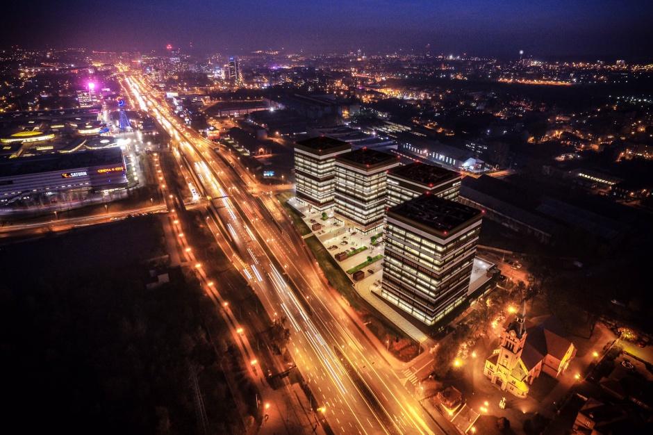 Kolejny etap Silesia Business Park już w użytkowaniu - zobacz zdjęcia z otwarcia
